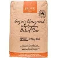 wholegrain baker's flour